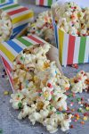 Beach Ball Candy Coated Party Popcorn