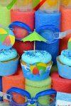 Semi Homemade Triple Vanilla Cupcakes