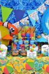 Semi Homemade Splish Splash Pool Party