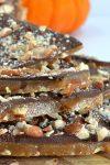Pumpkin Spice Almond Roca
