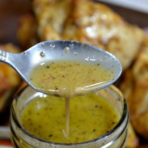 Apple Mustard Marinade