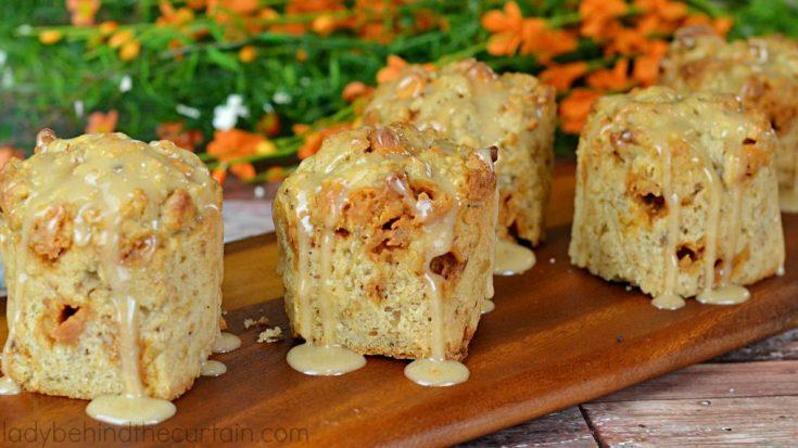 Butterscotch Scone Muffins