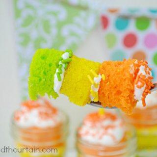 Celebration Citrus Layered Cakes