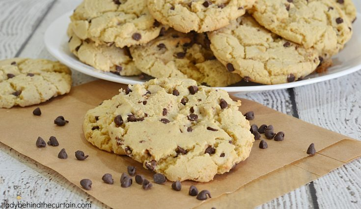 Chocolate Chip Cake Mix Cookie Recipe