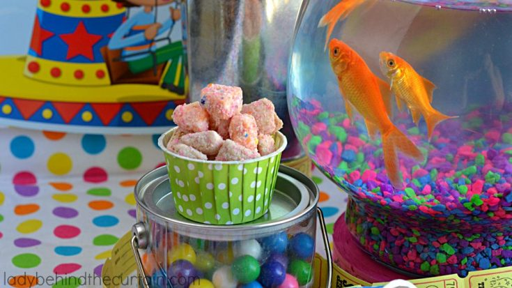 Circus Animal Cookie Puppy Chow