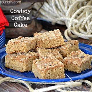 Cowboy Coffee Cake