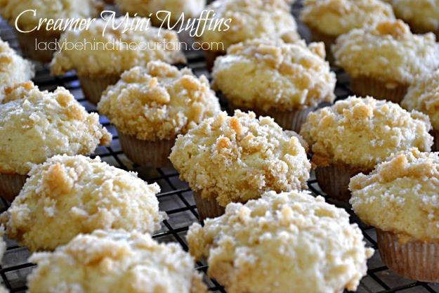 Creamer Mini Muffins