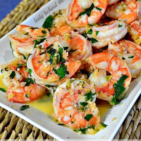 Easy Shrimp Scampi