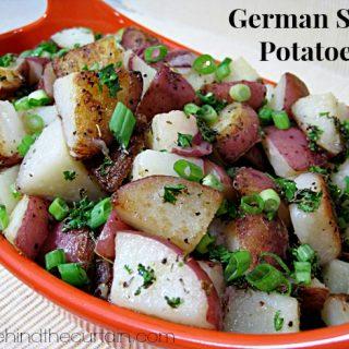 German Style Potatoes
