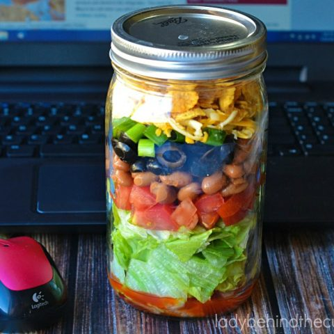 Grandma's Mexican Bean Salad To Go