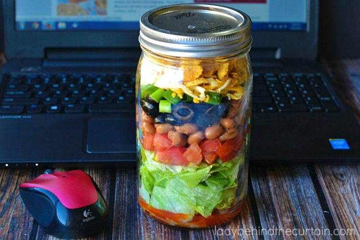 Grandma's Mexican Bean Salad To Go