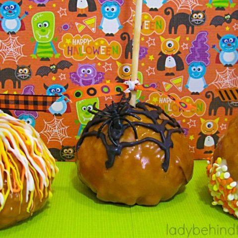 Halloween Costume Kripsy Treats