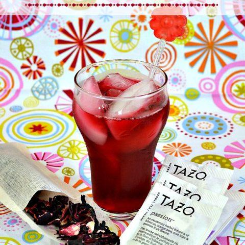 Hibiscus Passion Tea