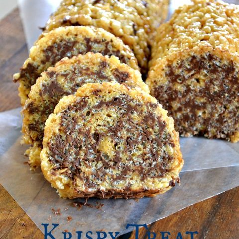 Krispy Treat Chocolate Roll