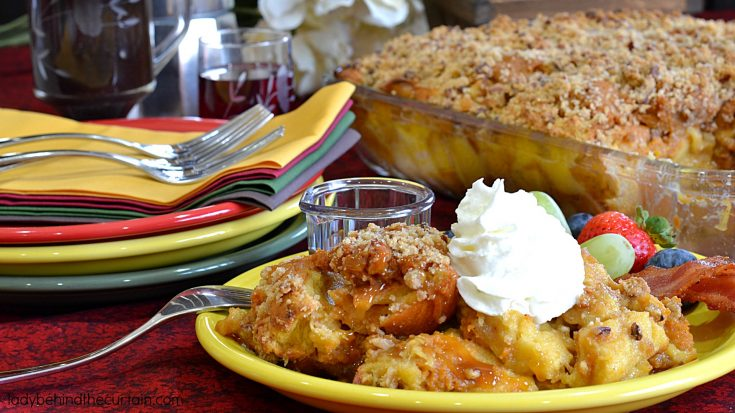 Pumpkin Pecan Bread Pudding Recipe