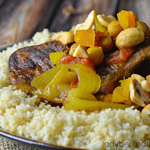 Slow Cooker Moroccan Ribs