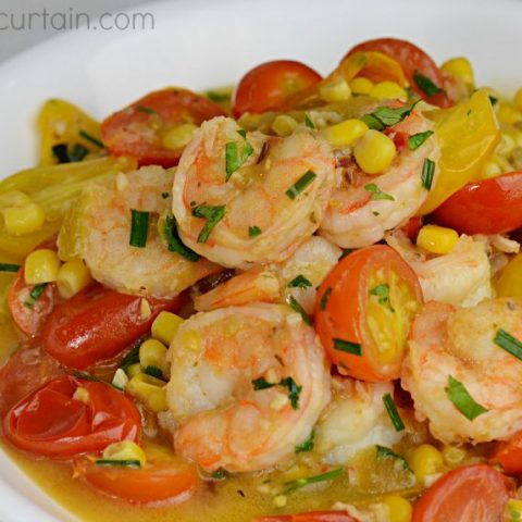 Southwest Shrimp Stew