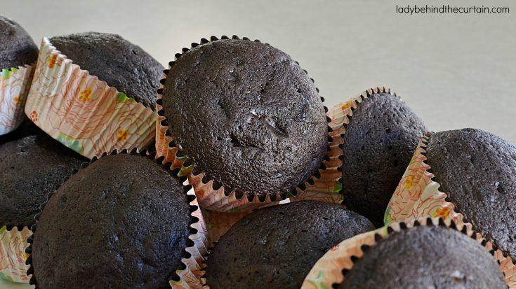 The Best Devil's Food Cupcake Recipe