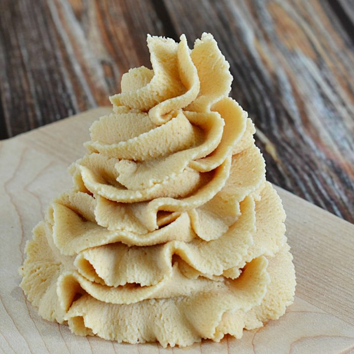 The Ultimate Peanut Butter Frosting Recipe
