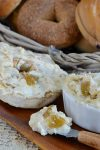 Holiday Fig Cream Cheese Spread