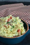 Italian Mashed Potatoes