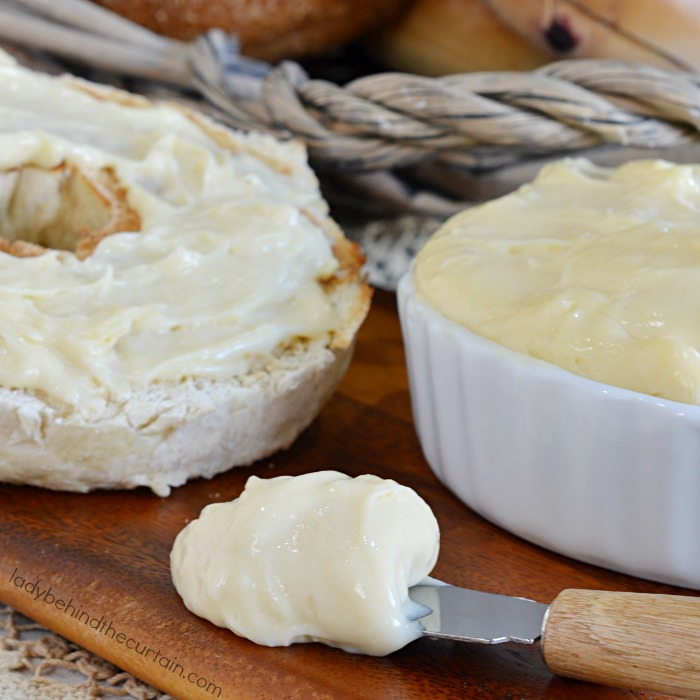 Lemon Cream Cheese Spread