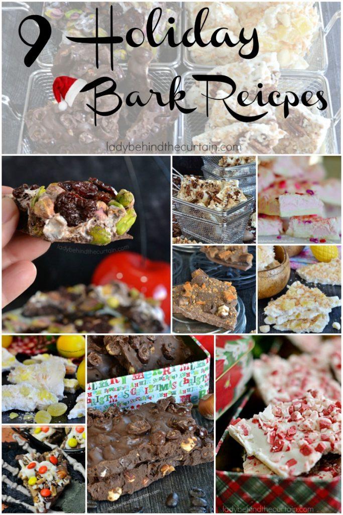 9 Holiday Bark Recipes