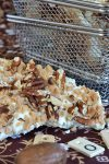 White Chocolate Toffee Pecan Bark