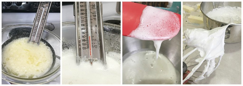 Silky Swiss Meringue Buttercream Frosting