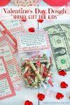 Valentine's Day Dough Money Gift for Kids