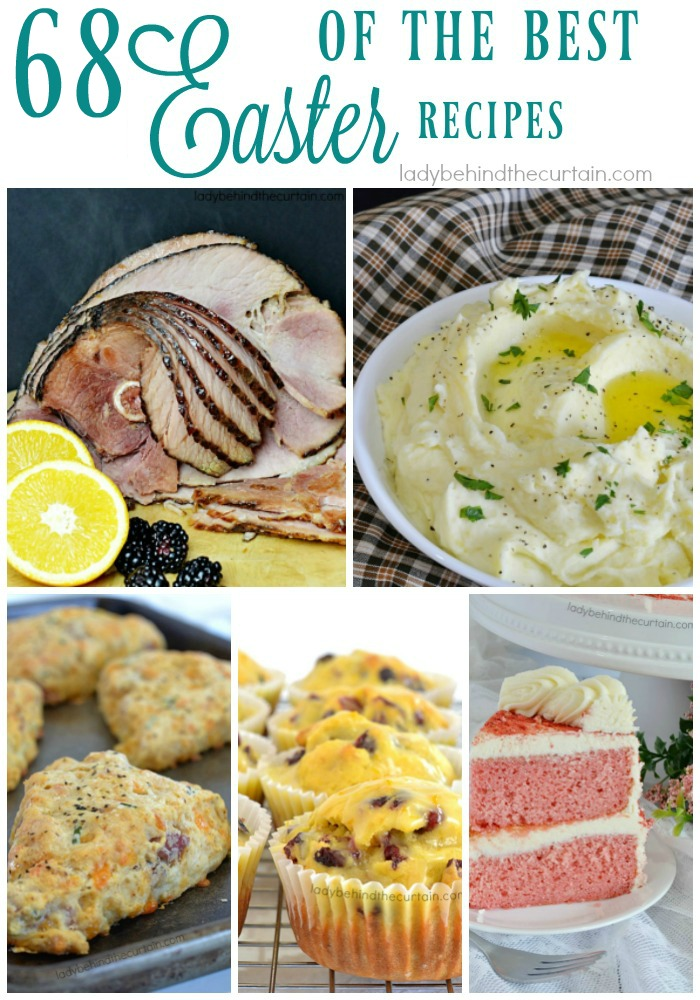 68 of the Best Easter Recipes