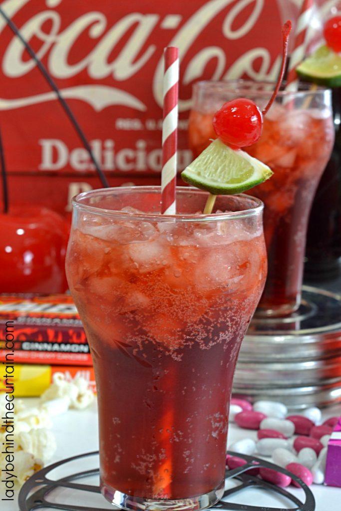 Cherry Coke Punch