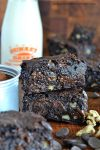 Gooey Homemade Brown Butter Brownies
