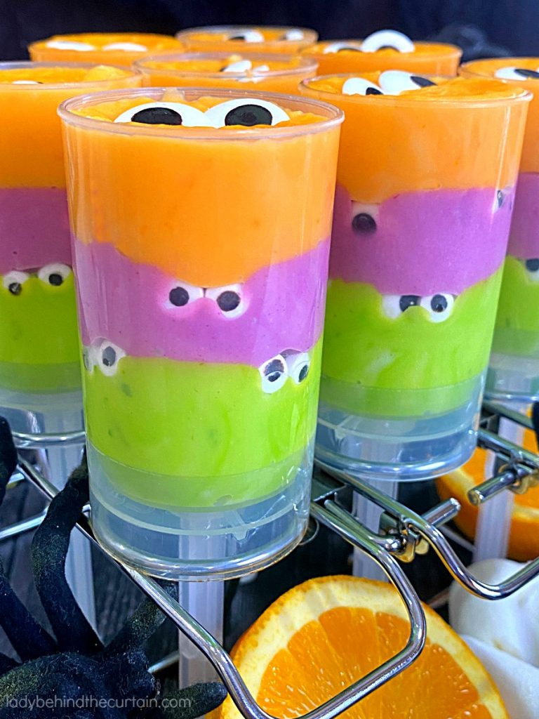 Halloween Monster Party Fudge