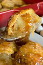 Semi Homemade Country Caramel Apple Dumplings