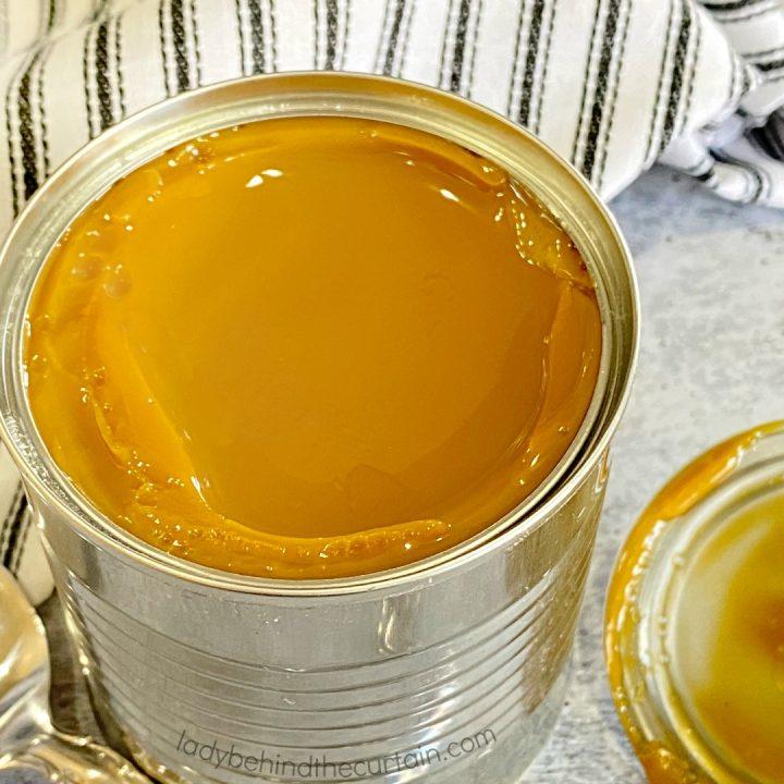 How to Make Homemade Dulce de Leche