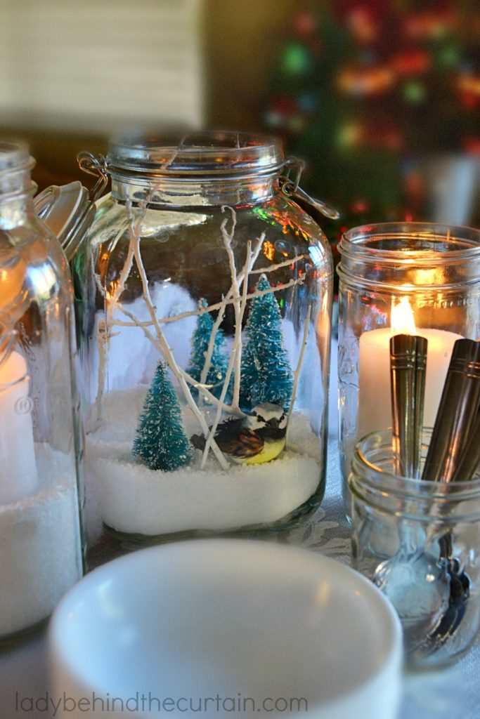 Winter Wonderland Instant Christmas Party