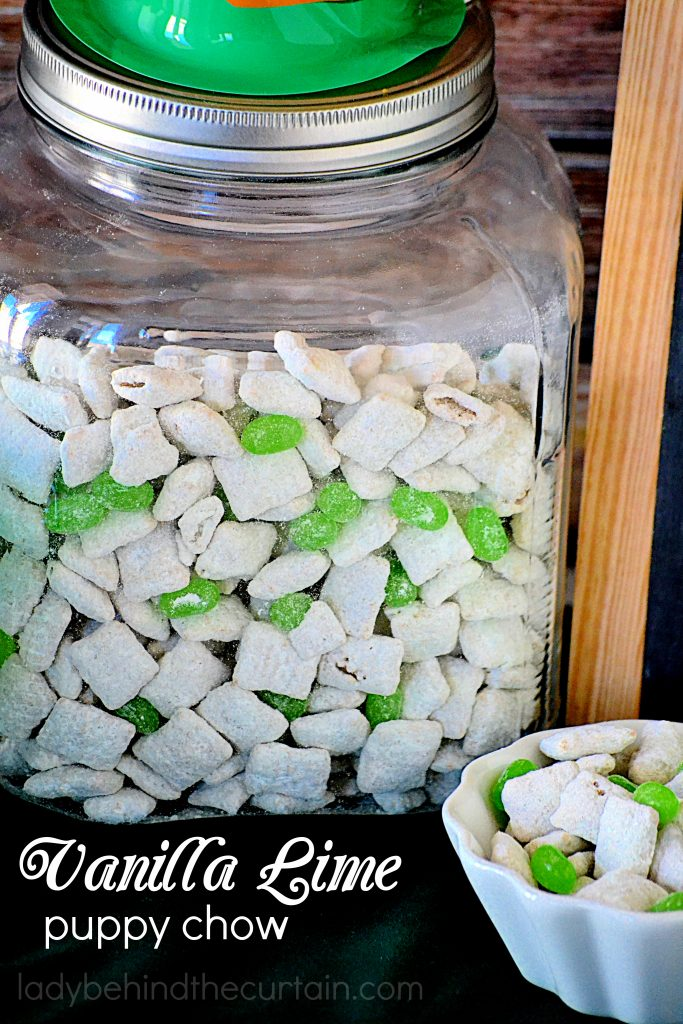 Vanilla Lime Puppy Chow