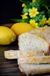 Lemon Poppy Seed Quick Bread