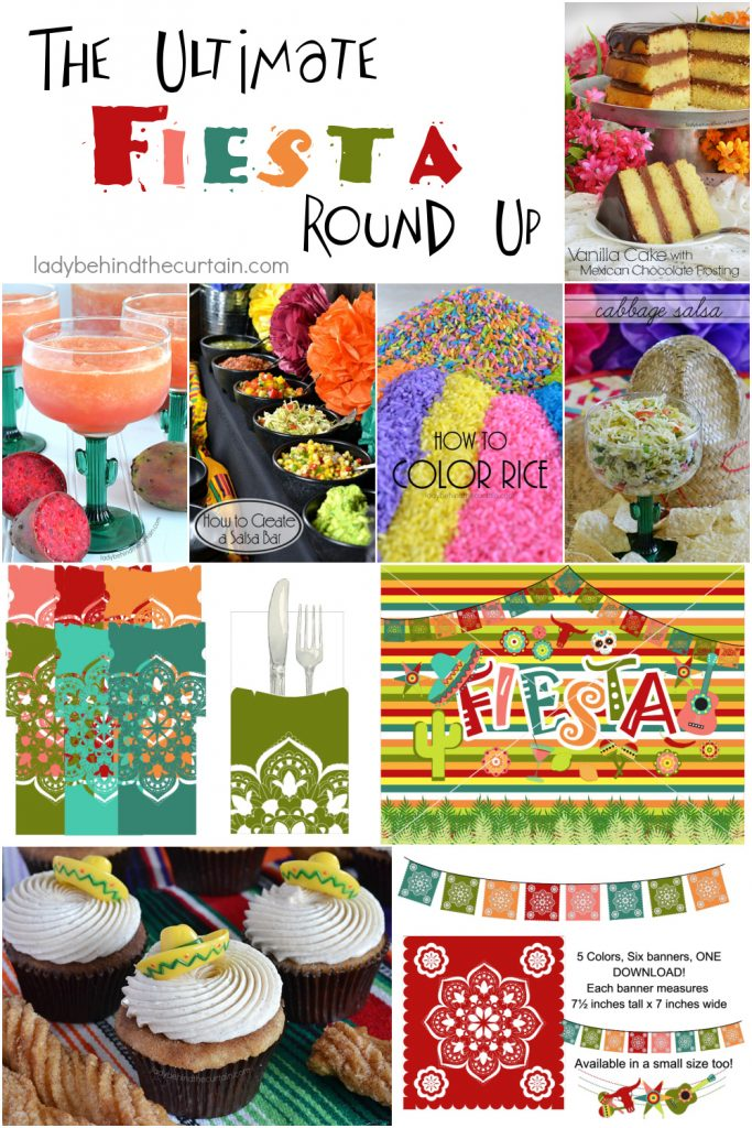 The Ultimate Fiesta Round Up