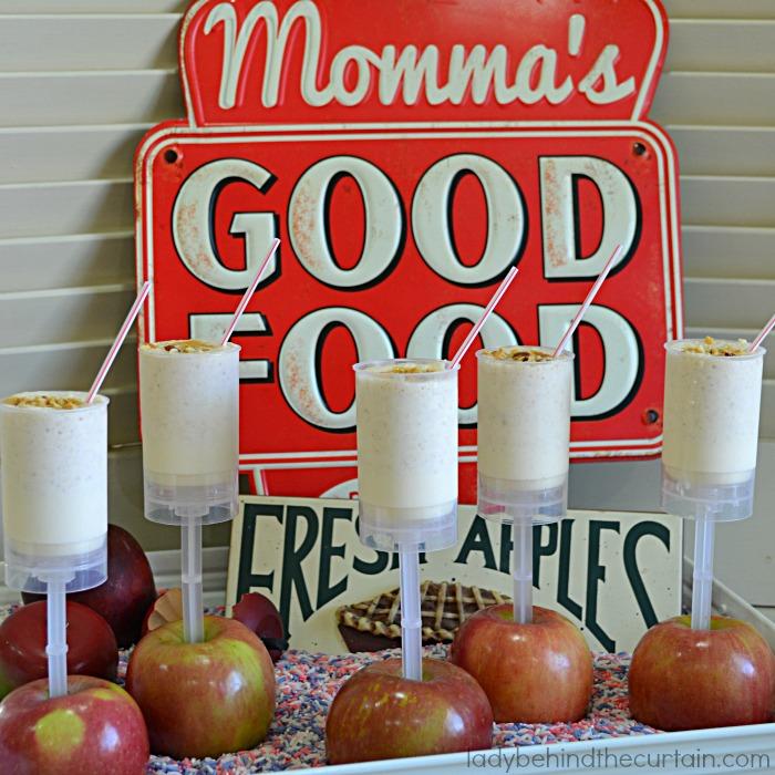 Apple Pie Shakes