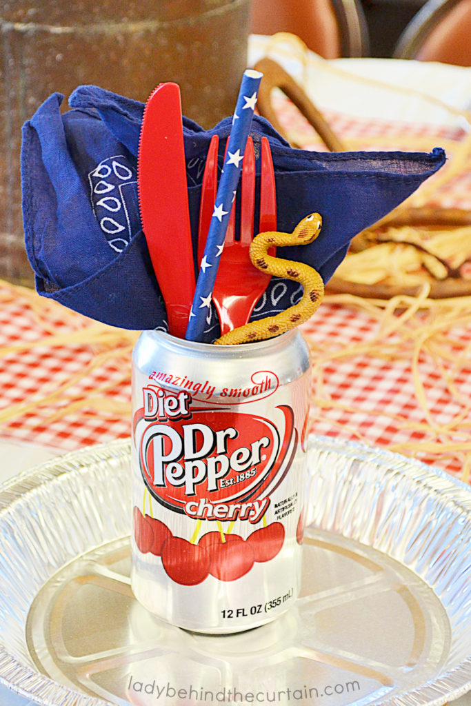 DIY Soda Can Party Cups