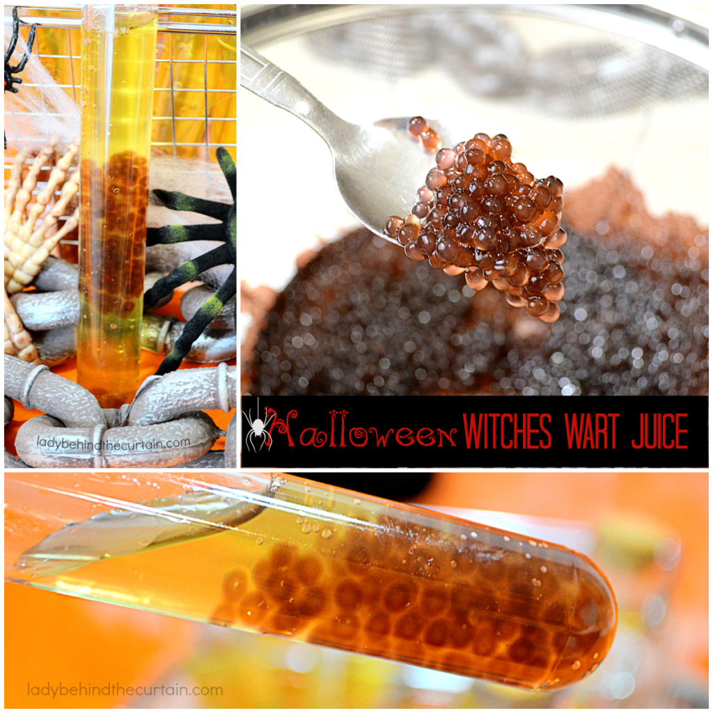Halloween Witches Wart Juice Party Punch